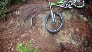 When SH*T goes wrong - What the DH mountain...