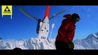 Fischer Skis New Zealand Heli Competition 2012