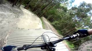 Downhill New Zealand BrakeFree Sesame St GPS