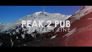 Mt Hutt Peak to Pub 2012 Race