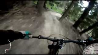 Downhill Mountain Biking Christchurch Brake...