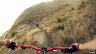 Zoot DH track - Coronet Peak Queenstown - Go...