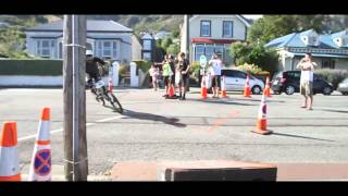 Lyttelton Urban Downhill Race 2012 Full Edit