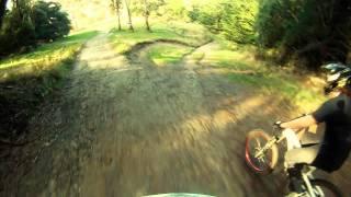 Is it really winter? Go Pro HD Mountain Bike...