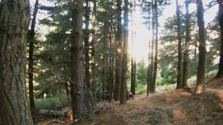 Mt Eden Dubstep - Go Pro HD - Mountain Biking...