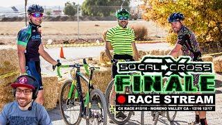 Race Stream: SoCalCross #15/16 CX MoVal 2017...