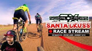 Race Stream: SoCalCross #14 SANTA CROSS 2017