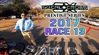 CX Race: 2017 SoCalCross #13 CACX Champs, Los...