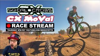 Race Stream: SoCalCross #10 UCI CXLA MoVal 2017