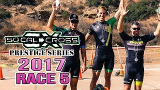 CX Race: 2017 SoCalCross #5 CORRIGANVILLE Simi...