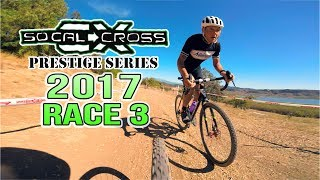 CX Race: 2017 SoCalCross #3 SPOOKY CROSS Lake...