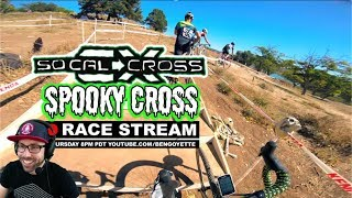 Race Stream: SoCalCross #3 SPOOKY CROSS 2017