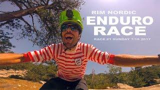 Enduro Full Race: 2017 Rim Nordic #1 Open Men