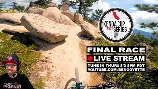 Live Stream: Kenda Cup #7 Final XC Race - Thu...