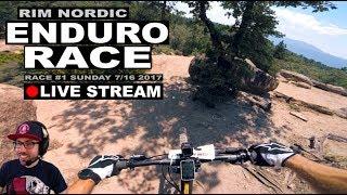 Live Stream: Rim Nordic Enduro Race #1 - Thu...