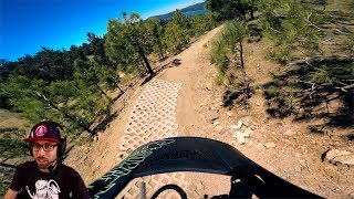 Enduro Practice Lap - Miracle Mile Trail -...