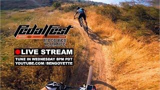 Live Stream: XC Race Pedal Fest #6 Elite Men -...