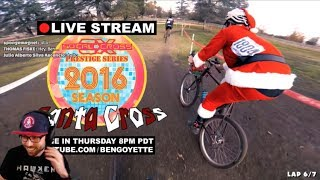 Live Stream: 2016 Santa Cross CX Race -...