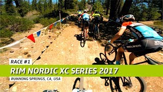 XC Full Race: 2017 Rim Nordic #1 Pro Men
