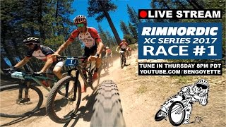 Live Stream: Rim Nordic XC Race #1 Pro Men -...