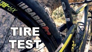 XC Tire Test: Kenda Saber Pro