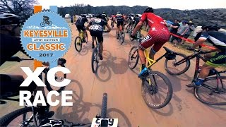 XC Full Race: 2017 Keyesville Classic Elite Men