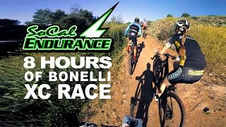 XC Endurance Race: 8 Hours of Bonelli 2017