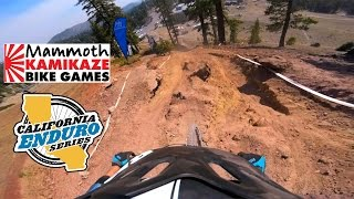 JC's Enduro Race at the Kamikaze Bike Games 2016
