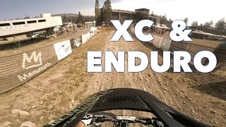 Teaser: XC & Enduro at Kamikaze Bike Games...