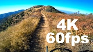 XC Ride: Monroe Truck Trail, Glendora CA