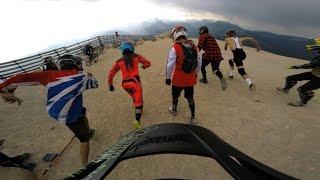 MEGAKAMI DH Race at Mammoth Mountain California