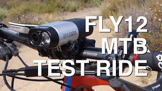 Cycliq Fly12 MTB Test Ride in Los Angeles CA