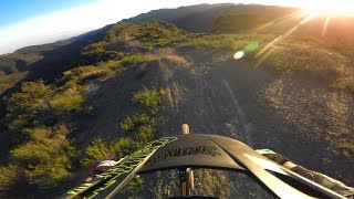 Enduro Lap: Sunset on Sullivan Ridge, Los...