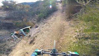 XC Ride: Bent Arrow, Los Angeles CA