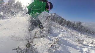 Shred: A Taste of Powder, Mammoth Mountain...