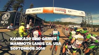 2014 Mammoth Kamikaze Bike Games - XC Pro...