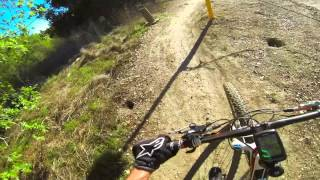 2014 Kenda Cup - Bonelli Park - Pre-ride Lap
