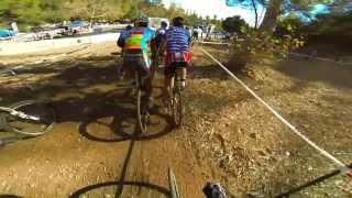 GoPro race lap @ Santa Cross 2013 - SoCalCross...