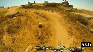 Sycamore Canyon - US Cup 2013 Race #5 - 1st lap