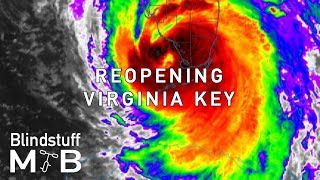 Reopening Virginia Key after hurricane Irma