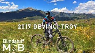 2017 Devinci Troy Test Ride & Review |...