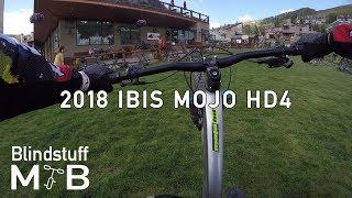 2018 Ibis Mojo HD4 Test Ride & Review |...
