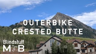 Off to Outerbike Crested Butte