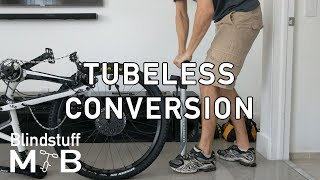 How to do a Tubeless Conversion that actually...