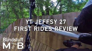 2017 YT Jeffsy 27 First Rides Review