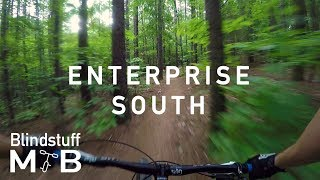 Mountain Biking Enterprise South Nature Park...
