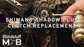 Shimano shadow plus clutch replacement