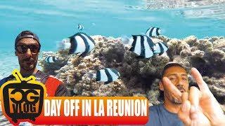 Fun time riding Reunion Island - CG VLOG #286