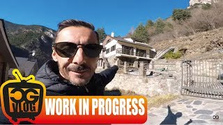 house project - CG VLOG #283