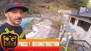 Save an abandoned house- CG VLOG #280